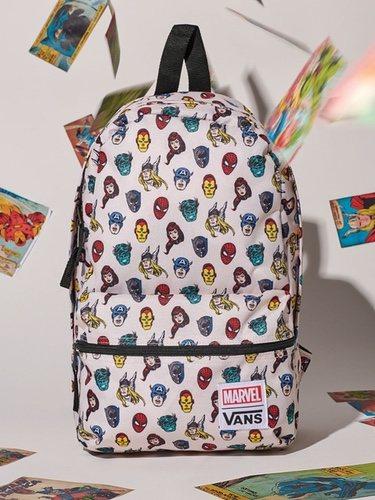 Mochila de superhéroes de la nueva colección 'Vans X Marvel' de Vans