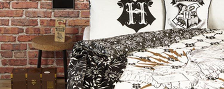 Accesorios y decoración de la nueva colección 'Harry Potter x Primark'