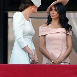 La evolución de estilismos de Meghan Markle, duquesa de Sussex