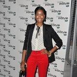 Tallulah Adeyemi en la fiesta 10 Aniversario InStyle