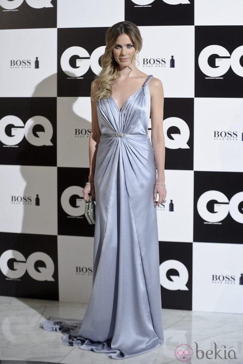 Vanesa Romero en los premios GQ Hombres del Año 2011