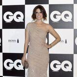 Angie Cepeda en los premios GQ Hombres del Año 2011