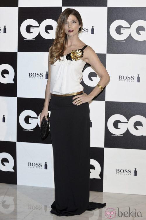 Juana Acosta en los premios GQ Hombres del Año 2011