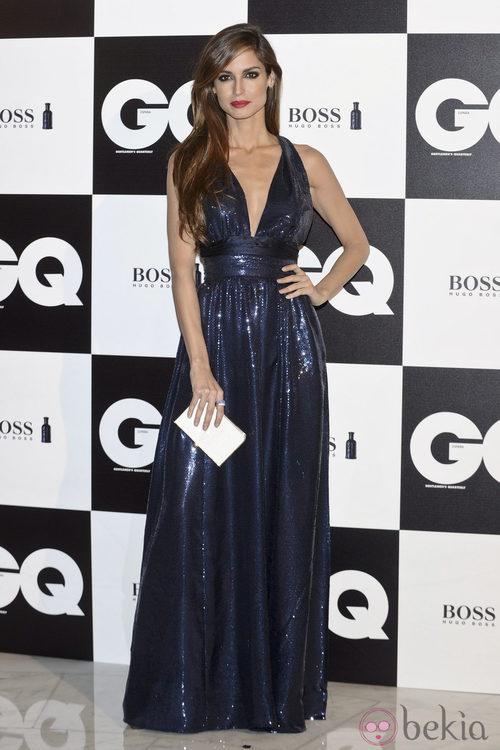Ariadne Artiles en los premios GQ Hombres del Año 2011