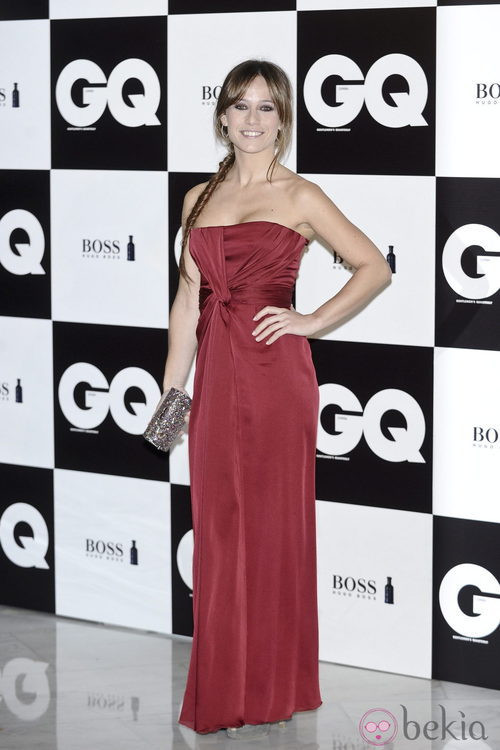 Marta Etura en los premios GQ Hombres del Año 2011