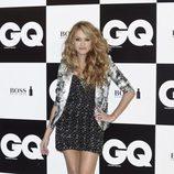 Paulina Rubio en los premios GQ Hombres del Año 2011