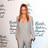 Stella McCartney en los British Fashion Awards 2011