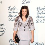 Tabitha Simmons en los British Fashion Awards 2011