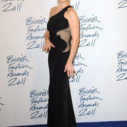 Photocall de los Premios British Fashion 2011