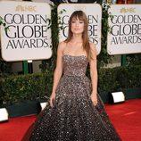 Olivia Wilde en los Globos de Oro 2011