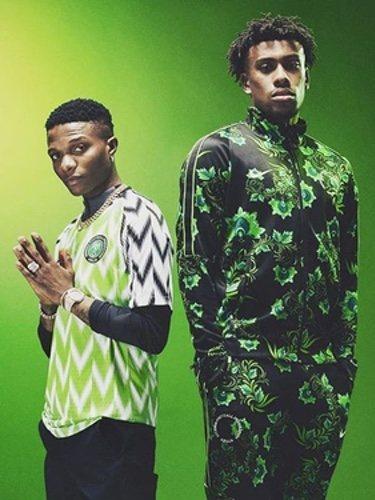 Colección de la selección nigeriana para el Mundial de Rusia 2018 de Nike