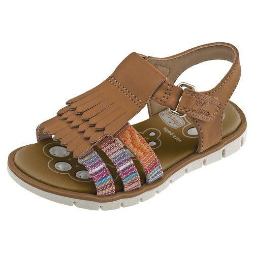 Sandalias estilo étnico de la colección 'Have Fun' de Chicco