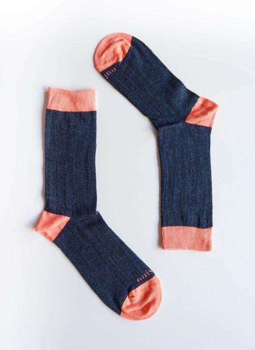 Calcetines 'OXF' de la colección otoño/invierno 2018-2019 de Naïve