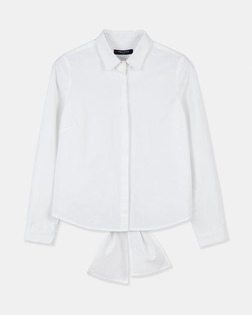 Camisa blanca de la colección 'Arty Mix' de Trucco
