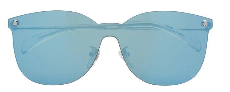 Gafas de sol azules de la nueva colección de Tous