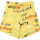 Shorts estampados de la colección cápsula 'ASOS X Glaad&'
