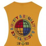Camiseta de tirantes de la colección cápsula 'ASOS X Glaad&'