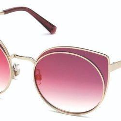 Gafas de sol con cristales rosas de la nueva colección WA18 de Swarovski