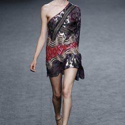Desfile Custo Barcelona en Madrid Fashion Week primavera/verano 2019