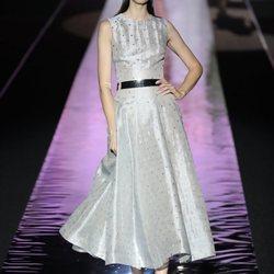Desfile de Hannibal Laguna primavera/verano 2019 en la Madrid Fashion Week