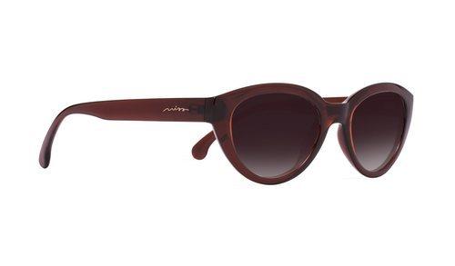 Gafas de sol marrones de la colección Lissy Espadriles de Miss Hamptons 2018