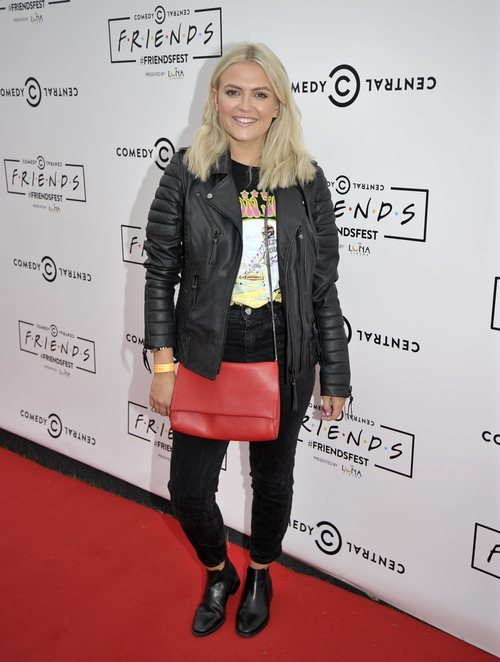 Lucy Fallon en el Festival Comedy Gold Friends 2018