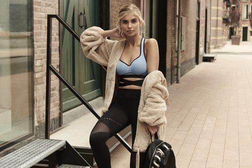 Xenia Overdose diseña su colección cápsula de ropa deportiva para Hunkemoller