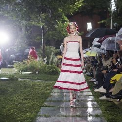 Desfile primavera/verano 2019 de Rodarte en la New York Fashion Week