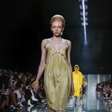 Vestido lencero de Marc Jacobs primavera 2019 en la New York Fashion Week