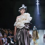 Vestido con volantes de Marc Jacobs primavera 2019 en la New York Fashion Week