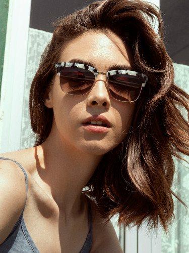 Gafas de sol 'Praga' de la colección de Wolfnoir