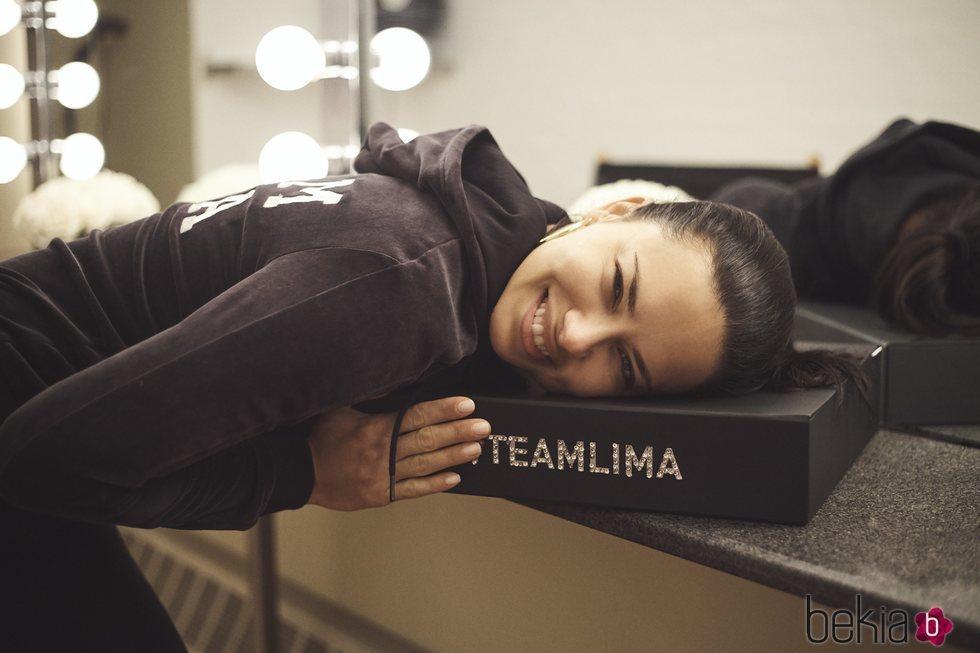 Puma elige a Adriana Lima como su nueva embajadora