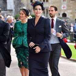Looks invitada a la boda de Eugenia de York 2018