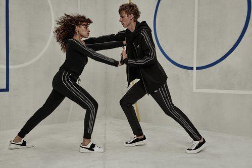 Karl Lagerfeld crea su primera colección cápsula con Puma