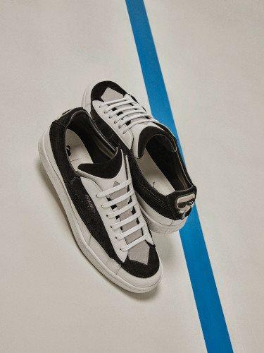 Zapatillas 'Suede 50' de la colección cápsula de Karl Lagerfeld para Puma