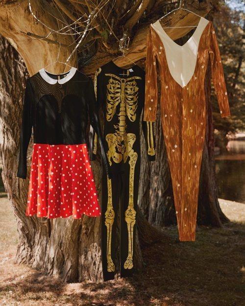 Disfraces de la colección cápsula de Halloween de la firma H&M 2018