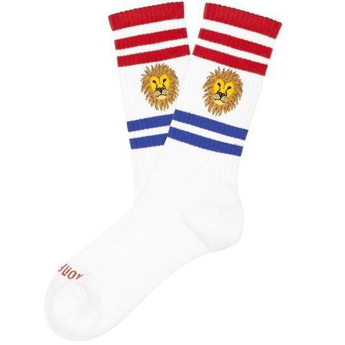 Calcetines blancos de la colección 'Athletics' de Jimmy Lion