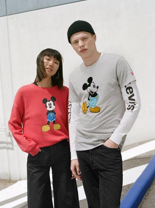 Nueva Colección Levi's x Mickey Mouse