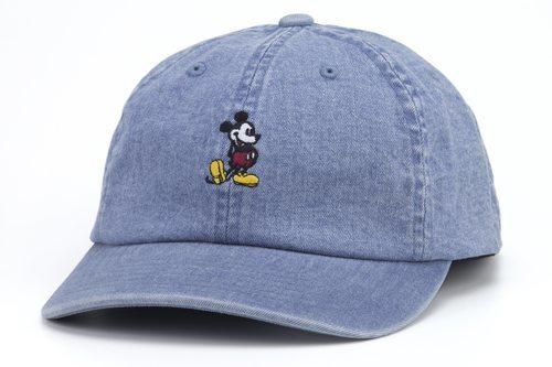 Gorra de la nueva colección Levi's x Mickey Mouse