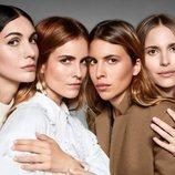 Zalando cuenta con cuatro chicas Mango para la campaña de su décimo aniversario