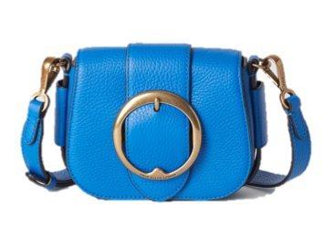 'Lennox Bag' azul de la colección otoño/invierno 2018/2019 de Polo Ralph Lauren