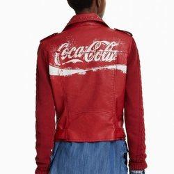 Colección cápsula de Desigual con Coca Cola para el otoño/invierno 2018/2019