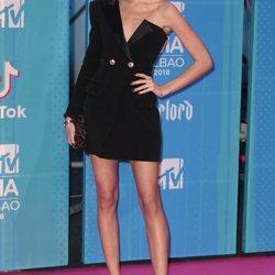 Alfombra roja de los premios MTV EMAs 2018 en Bilbao