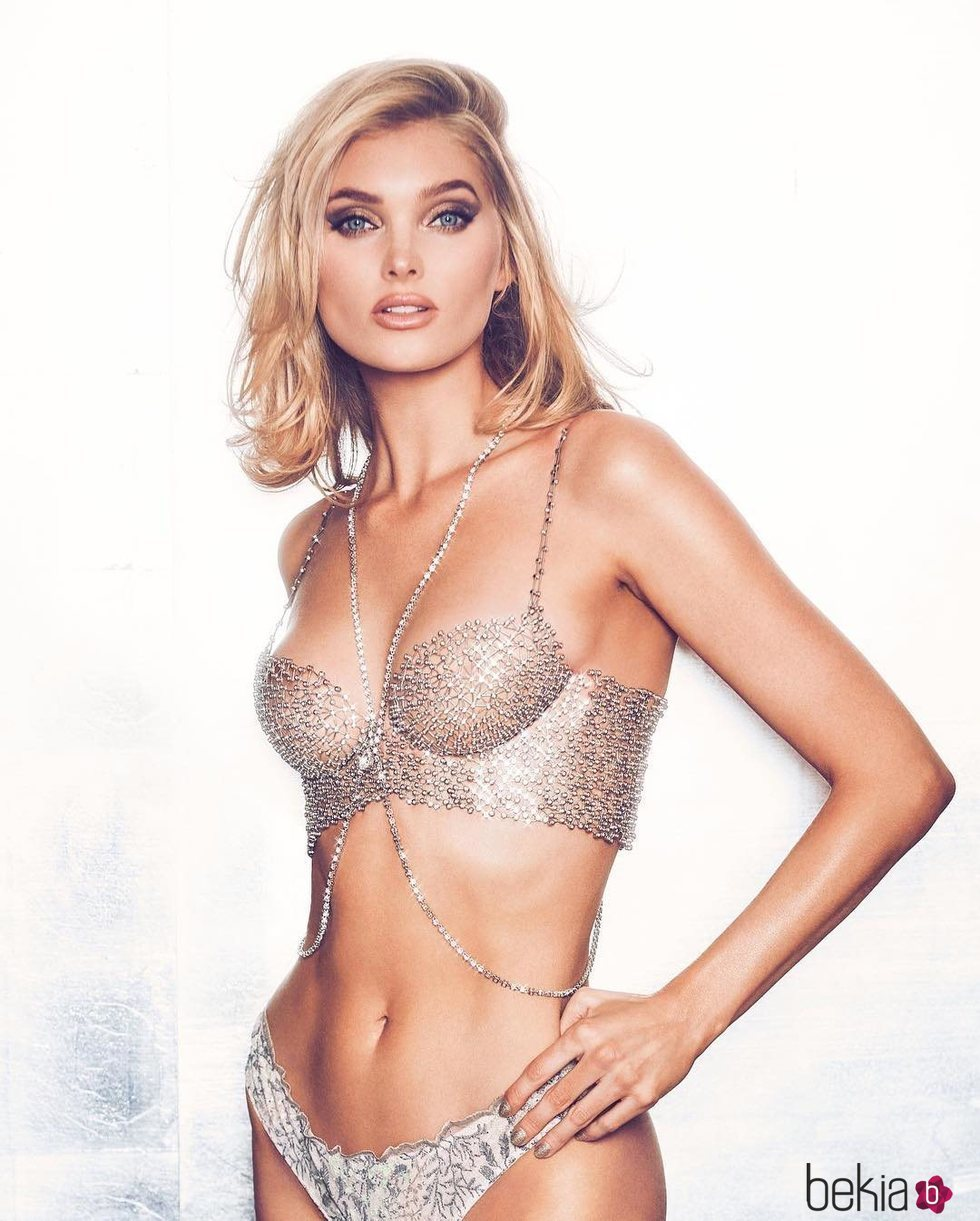 Elsa Hosk con el Dream Angel Fantasy Bra 2018