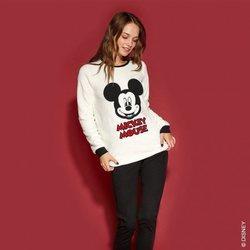 Colección de Mickey Mouse de Tezenis Underwear