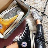 Conjunto de zapatillas de la colección cápsula de Converse x Chiara Ferragni