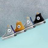 Cuatro modelos de la colección cápsula de Converse x Chiara Ferragni