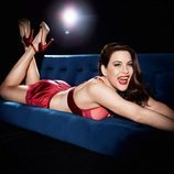 Liv Tyler posa en la campaña de sus colecciones de lencería para Essence by Triumph