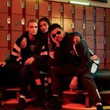 Sesión de fotos de la nueva campaña de Puma Terrains con The Weeknd 2018