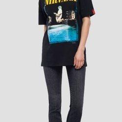 Colección cápsula de Replay rindiendo tributo a Nirvana 2018
